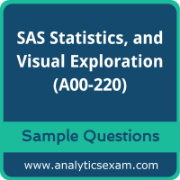 A00-220 Dumps Free, A00-220 PDF Download, SAS Big Data Professional Dumps Free, SAS Big Data Professional PDF Download, A00-220 Free Download