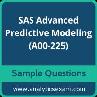 A00-225 Dumps Free, A00-225 PDF Download, SAS Advanced Analytics Professional Dumps Free, SAS Advanced Analytics Professional PDF Download, A00-225 Free Download