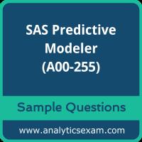 A00-255 Dumps Free, A00-255 PDF Download, SAS Predictive Modeler Dumps Free, SAS Predictive Modeler PDF Download, A00-255 Free Download