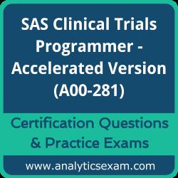 sas clinical trials programmer accelerated version certification rh analyticsexam com SAS Certification Prep Guide Ebook sas clinical certification prep guide