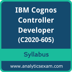 C2020-605 Syllabus, C2020-605 PDF Download, IBM C2020-605 Dumps, IBM Cognos Controller Developer Dumps PDF Download, IBM Certified Developer - Cognos 10 Controller PDF Download
