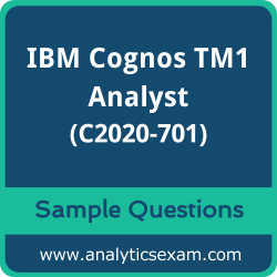 C2020-701 Dumps Free, C2020-701 PDF Download, IBM Cognos TM1 Analyst Dumps Free, IBM Cognos TM1 Analyst PDF Download, C2020-701 Free Download