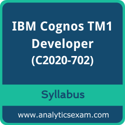 C2020-702 Syllabus, C2020-702 PDF Download, IBM C2020-702 Dumps, IBM Cognos TM1 Developer Dumps PDF Download, IBM Certified Developer - Cognos TM1 10.1 PDF Download