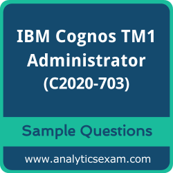 C2020-703 Dumps Free, C2020-703 PDF Download, IBM Cognos TM1 Administrator Dumps Free, IBM Cognos TM1 Administrator PDF Download, C2020-703 Free Download