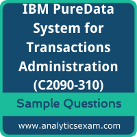 C2090-310 Dumps Free, C2090-310 PDF Download, IBM PureData System for Transactions Administration Dumps Free, IBM PureData System for Transactions Administration PDF Download, C2090-310 Free Download
