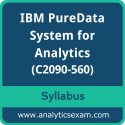 C2090-560 Syllabus, C2090-560 PDF Download, IBM C2090-560 Dumps, IBM PureData System for Analytics Dumps PDF Download, IBM Certified Specialist - PureData System for Analytics v7.1 PDF Download