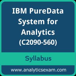 C2090-560 Syllabus, C2090-560 PDF Download, IBM C2090-560 Dumps, IBM PureData System for Analytics Dumps PDF Download, IBM Certified Specialist - PureData System for Analytics v7.1 PDF Download
