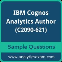C2090-621 Dumps Free, C2090-621 PDF Download, IBM Cognos Analytics Author Dumps Free, IBM Cognos Analytics Author PDF Download, C2090-621 Free Download