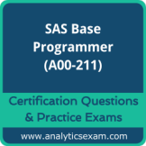 SAS Certified Base Programmer for SAS 9