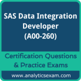 SAS Certified Data Integration Developer for SAS 9