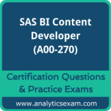 SAS Certified Data Integration Developer for SAS9