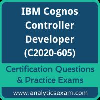 IBM Certified Developer - Cognos 10 Controller (C2020-605) Premium Practice Exam