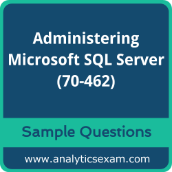 70-462 Dumps Free, 70-462 PDF Download, Administering Microsoft SQL Server Dumps Free, Administering Microsoft SQL Server PDF Download, Administering Microsoft SQL Server 2012/2014 Databases Certification, 70-462 Free Download, 70-462 VCE, Administering Microsoft SQL Server Certification Dumps, 70-462 Exam Questions PDF SQL Server Certification Dumps