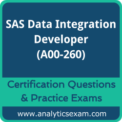 A00-260 Dumps Free, A00-260 PDF Download, SAS Data Integration Developer Dumps Free, SAS Data Integration Developer PDF Download, A00-260 Certification Dumps, A00-260 VCE, SAS Data Integration Developer Certification Dumps, A00-260 Exam Questions PDF