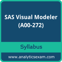 A00-272 Syllabus, A00-272 PDF Download, SAS A00-272 Dumps, SAS Visual Modeler Dumps PDF Download, SAS Certified Visual Modeler Using SAS Visual Statistics 7.4 PDF Download