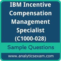 C1000-028 Dumps Free, C1000-028 PDF Download, IBM Incentive Compensation Management Specialist Dumps Free, IBM Incentive Compensation Management Specialist PDF Download, C1000-028 Free Download