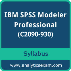 C2090-930 Syllabus, C2090-930 PDF Download, IBM C2090-930 Dumps, IBM SPSS Modeler Professional Dumps PDF Download, IBM Certified Specialist - SPSS Modeler Professional v3 PDF Download