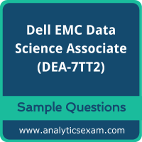 DEA-7TT2 Dumps Free, DEA-7TT2 PDF Download, Dell EMC Data Science Associate Dumps Free, Dell EMC Data Science Associate PDF Download, DEA-7TT2 Free Download