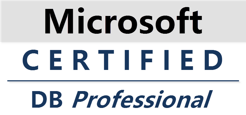 Database Certifications from Microsoft, Type, cost and all other ...