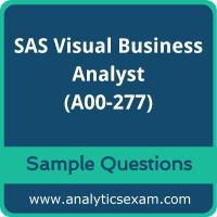A00-277 Dumps Free, A00-277 PDF Download, SAS Visual Business Analyst Dumps Free, SAS Visual Business Analyst PDF Download, A00-277 Free Download