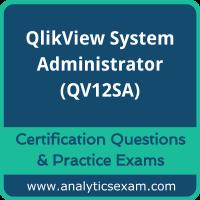 Qlik QV12SA Dumps, Qlik QV12SA Dumps Free Download, Qlik QV12SA PDF, QV12SA Actualtests PDF, QV12SA VCE, QV12SA Braindumps
